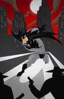 Batman by gelipe