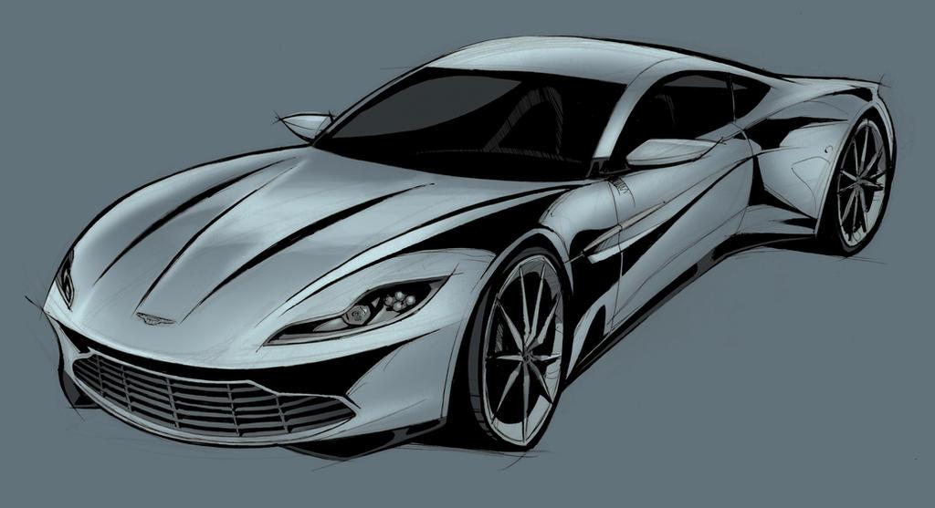 Aston Martin DB10 by gelipe