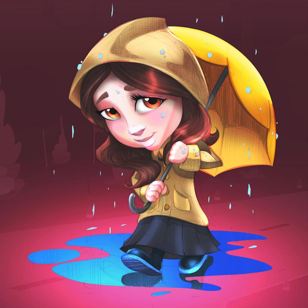 Raindrops Falling On My Head