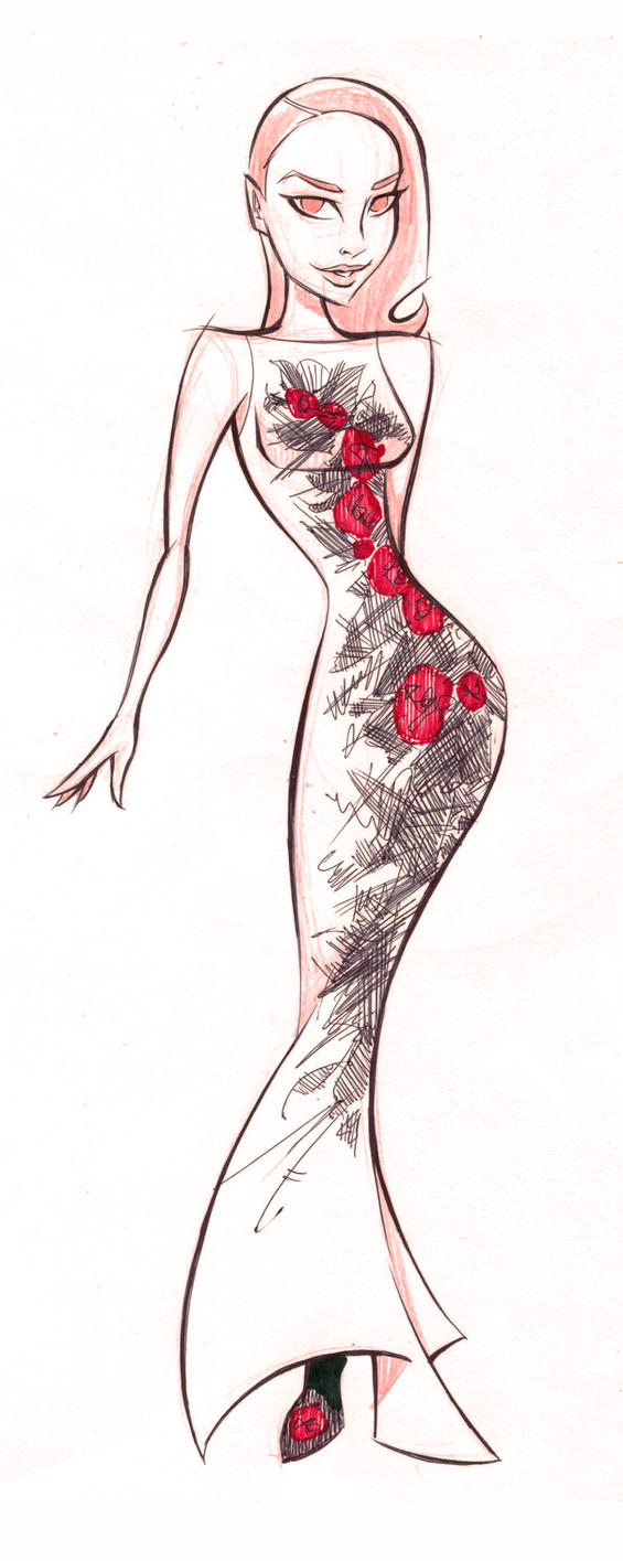 Carolina Herrera by gelipe