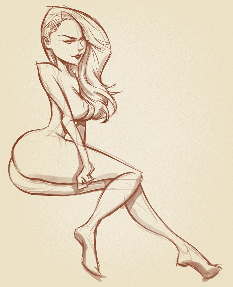 Quick Sketch by gelipe
