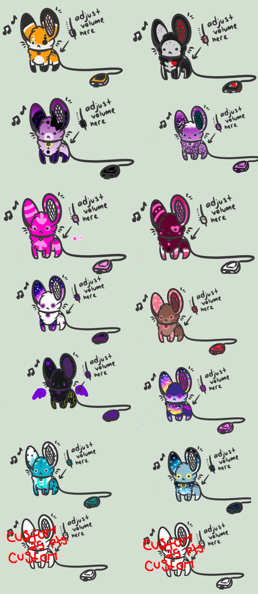 Adopts Open! by MouseAdoptz