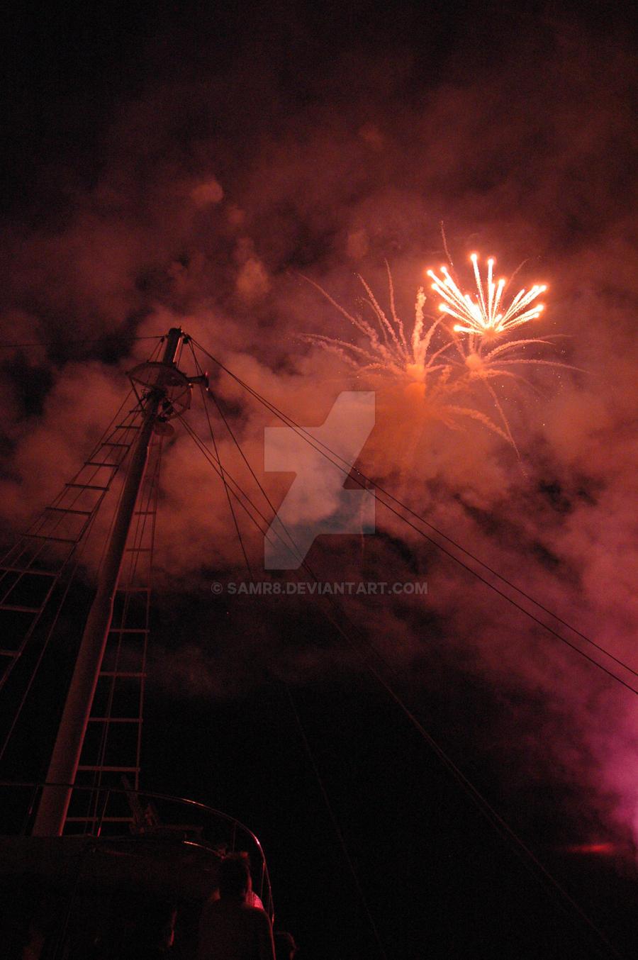 Feuerwerk 5 by SamR8