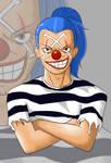 Clown Star Buggy