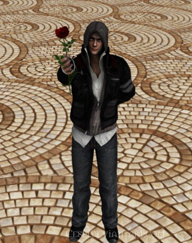 Be My Valentine ~ Version 1 by Cespi