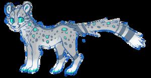 .: Cheetah Adoptable CLOSED :.