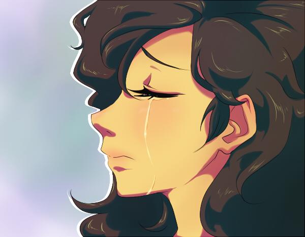 Tristeza by meguland