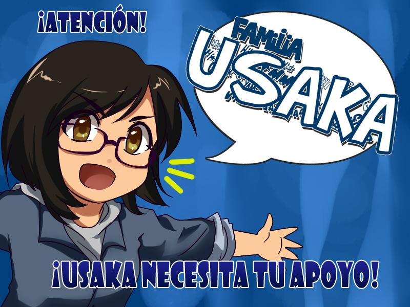 LISTEN! USAKA TE NECESITA! by meguland