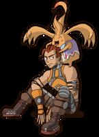 Reyn and Riki by Farore769