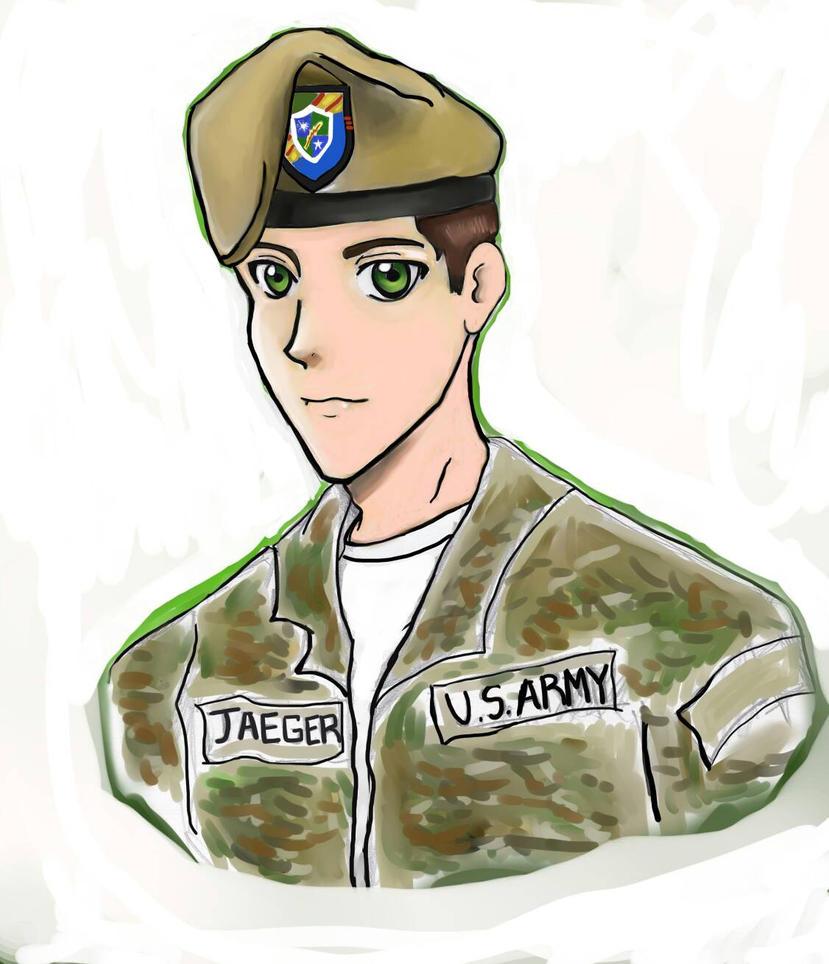 Ranger Eren by Issuboshi777