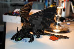Bead Toothless v.1 - first look