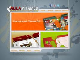 Webdesign : Med Template by alilamhamed