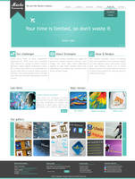 Mielo Community Website by alilamhamed
