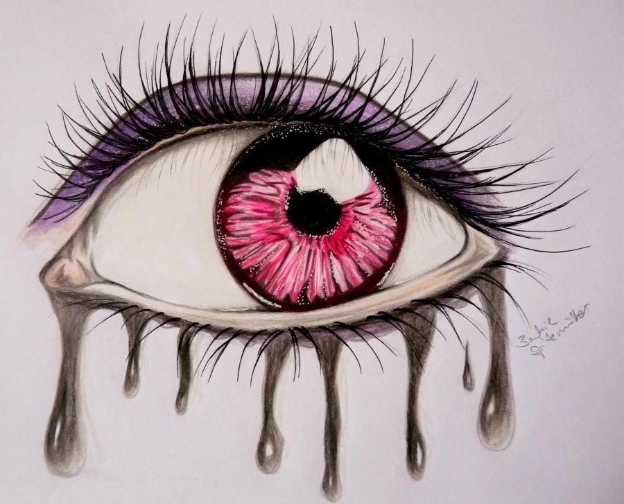 Poison fantasy eye by BarbieSpitzmuller on DeviantArt