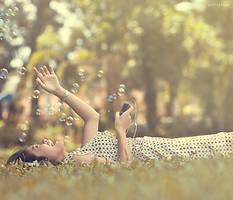 summer : how i feel by aNdikapatRya