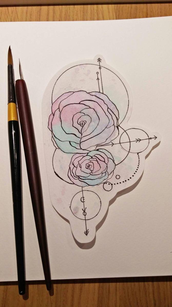 Tattoo design  by Toast2023