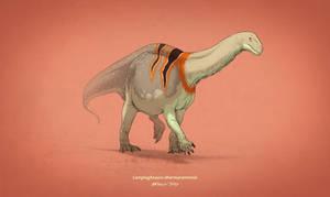 Dinovember #6 - Lamplughsaura dharmaramensis