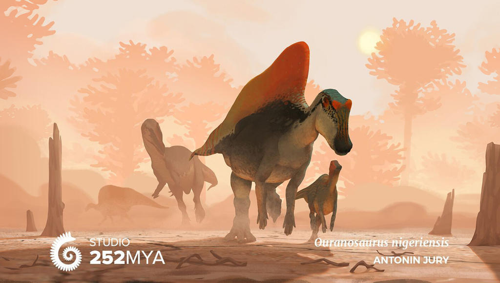 Earth Archives - Ouranosaurus nigeriensis