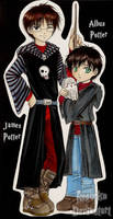 _DH SPOILER_ Albus and James
