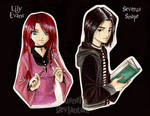 _Lily and Severus_