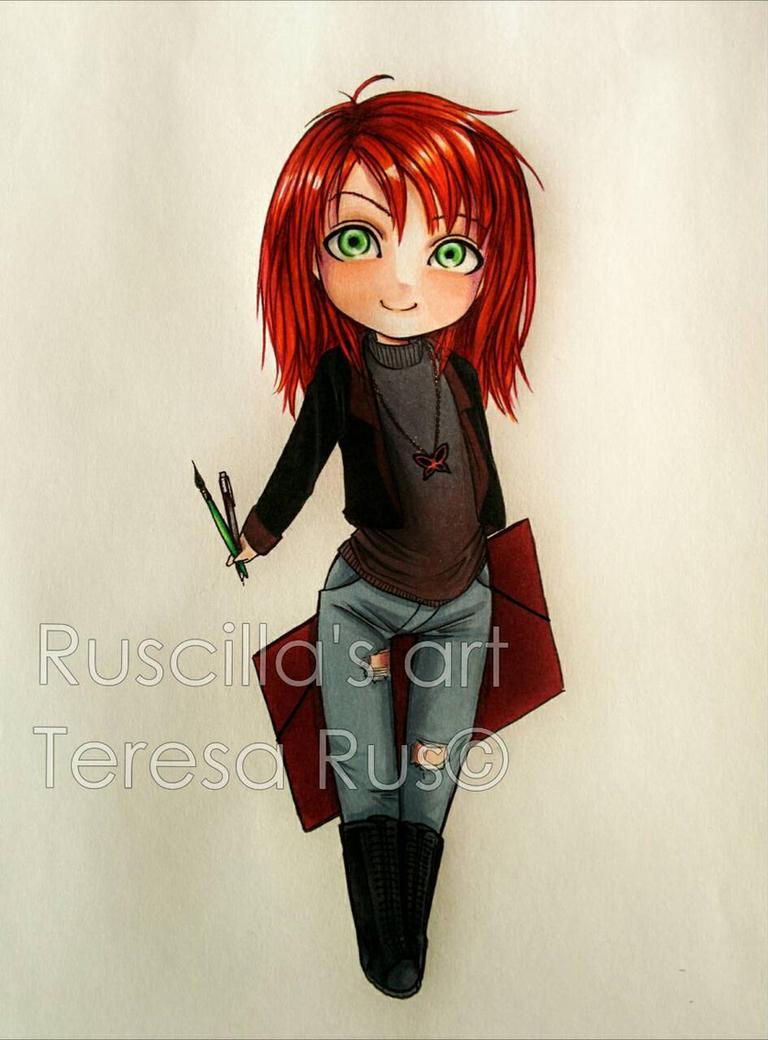 Rus keka  by Rusneko