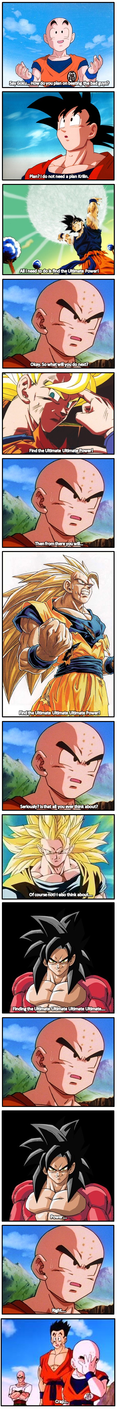 Dragon Ball Syndrome... by Zephydel