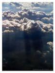 10.000 m above France