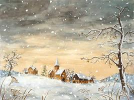 Ein Wintertag by RaphaelaArt