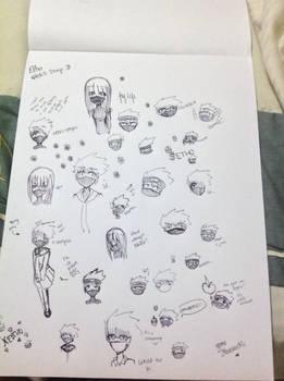 Etho doodles