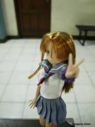 Kirino-chan 2 by shigeru-chan