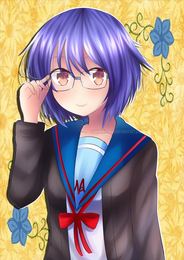Yuki-chan B by shigeru-chan