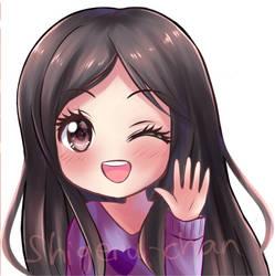 Commission MochiMio twitch icon 3