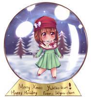 Secret Santa 2017 for Yukiko-Kun by shigeru-chan