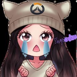 Commission MochiMio twitch icon 8
