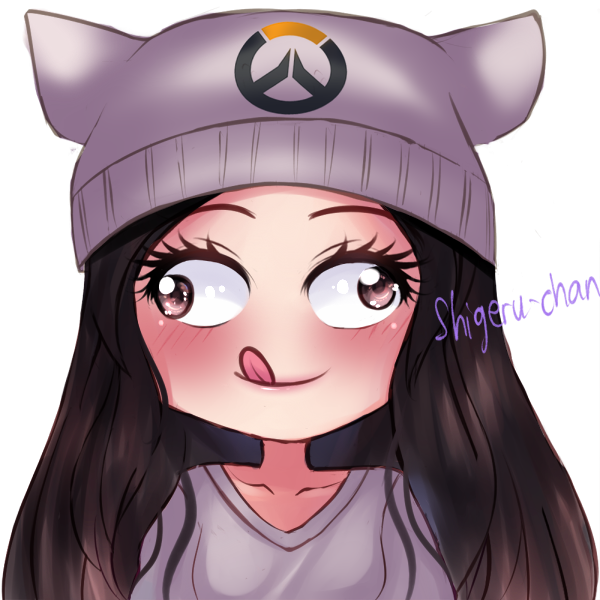 Commission MochiMio twitch icon 11 by shigeru-chan