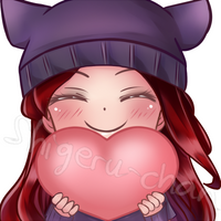 Commission Cheshire twitch icon 3