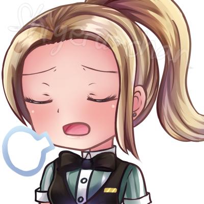 Commission Sairentozon7 twitch icon 14 by shigeru-chan