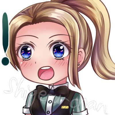 Commission Sairentozon7 twitch icon 18 by shigeru-chan