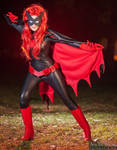Batwoman is coming after you!