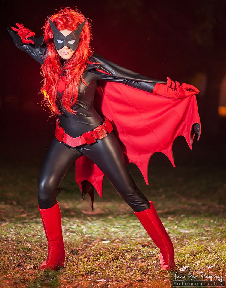 Batwoman is coming after you! by MaDeath90