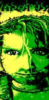 Kurt Cobain by Nootropic