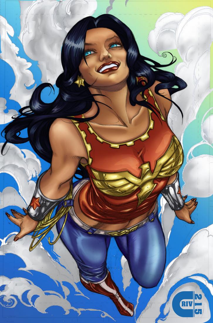 Wonder Woman by criv215