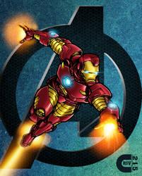 Iron Man by criv215