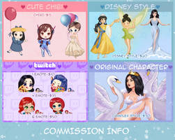 Commission Info by DarkaDraws