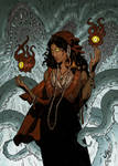 CULTIST priestess