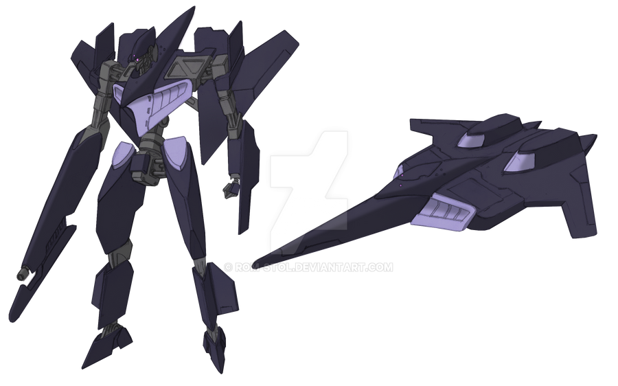 FMB-1X Nighthawk by Rom-Stol