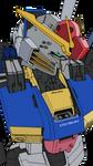 S Gundam Bust 2
