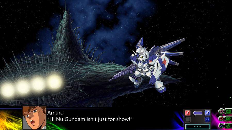 Hi Nu Gundam Z3 version by Rom-Stol