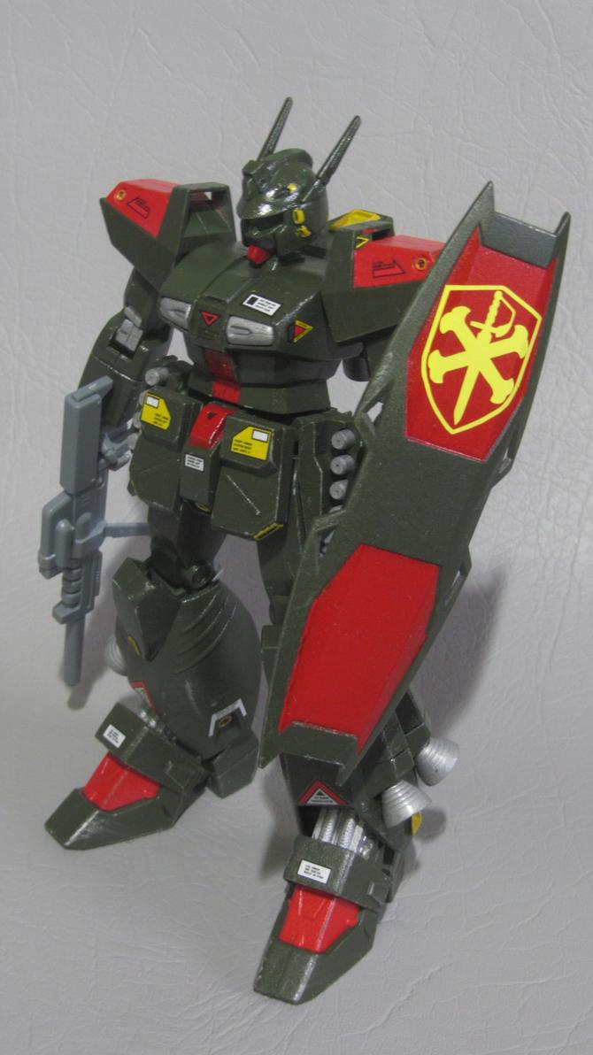 1/100 Heavygun by Rom-Stol