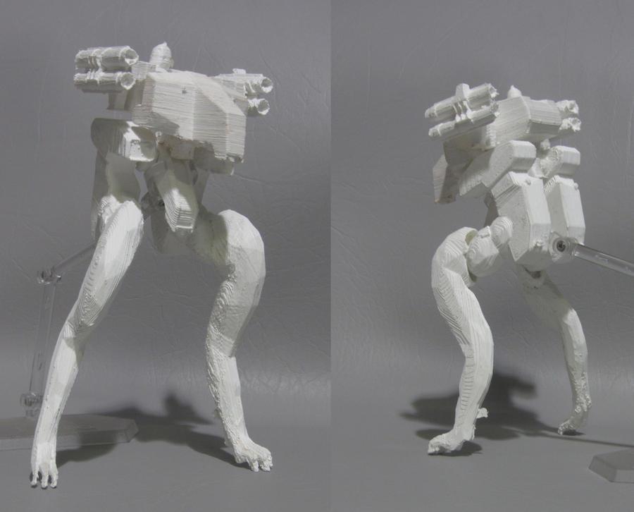 Gekko (Metal Gear) by Rom-Stol
